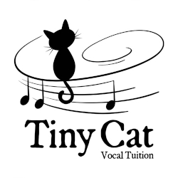 tiny cat vocal studio tuition logo